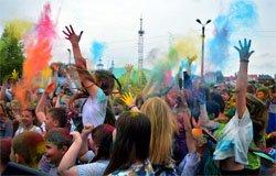 Фестиваль красок Пионер пройдет 17 июня