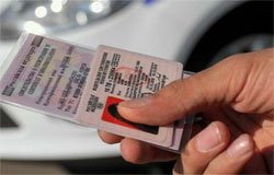 Увеличена пошлина за регистрацию автомобилей и водительские удостоверения