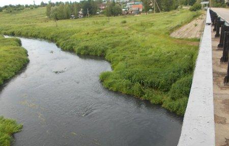 На Водоканале произошел выброс фекалий в реку