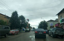 В Вязьме началась модернизация сети уличного освещения