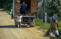Жителей Артемово лишили продуктов первой необходимости
