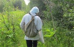 В Вяземском районе разыскивают 43-летнюю женщину