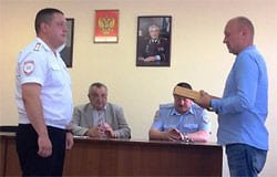 О чем пишут СМИ: Общественный совет при МО МВД «Вяземский» подвел итоги раб ...