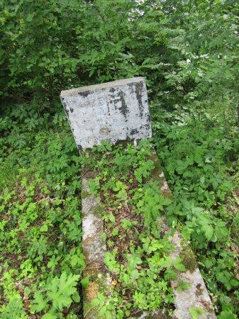 Воинское захоронение на еврейском кладбище в Вязьме