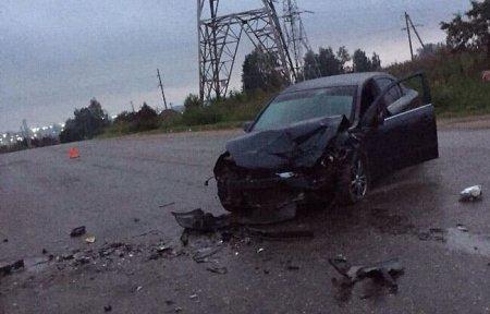 В районе Панинского моста произошло ДТП со смертельным исходом
