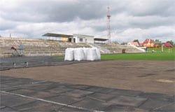 О чём пишут СМИ: на «Салюте» появится искусственное футбольное поле