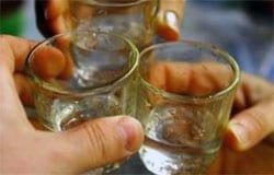 Полиция раскрыла пьяную кражу
