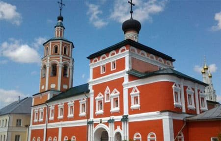 В Вязьме установят мемориальную доску св. Макарию (Гневушеву)