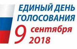 Итоги выборов в Вязьме и Вяземском районе 9 сентября 2018 года