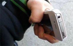 Полиция раскрыла грабеж смартфона