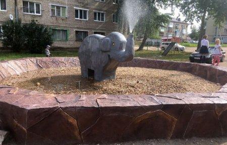 Слоник в Вязьме вернул статус достопримечательности