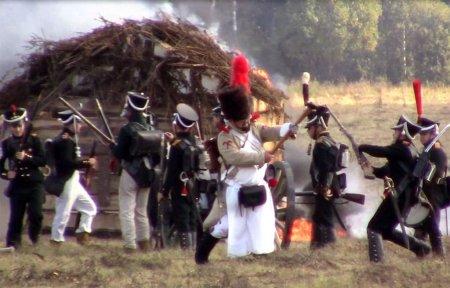 На вяземской земле прошёл фестиваль «Вяземское сражение»