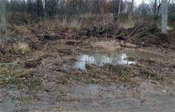 В двух деревнях Вяземского района неделю нет воды