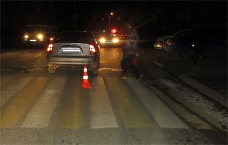 В Вязьме два пешехода попали под колеса авто