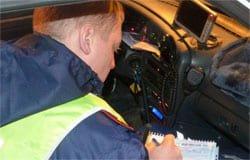 В Вязьме задержаны двое пьяных водителей