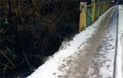 Фроловский мост повторяет судьбу Смоленского