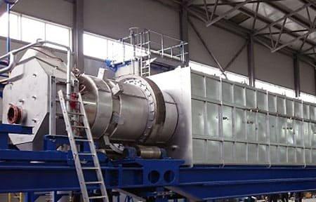 ООО Брусит запускает линию по производству жженой магнезии