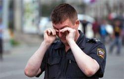 Обиженные полицейские привлекут к ответу жителя Вязьмы