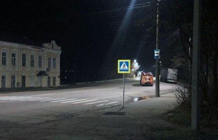 На Советской площади прорвало газопровод