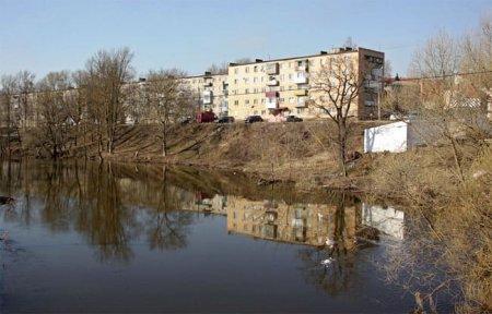 В реке Вязьма выловили утопленника