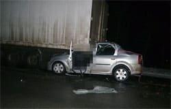 Водитель Renault попал в больницу после ДТП