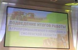 Инна Демидова поделилась победами работников сельского хозяйства