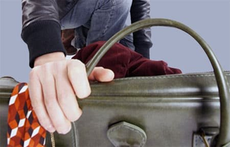 Полиция раскрыла кражу из сумки в рейсовом автобусе