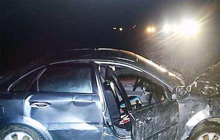 ДТП на Панинском мосту: пострадали два человека