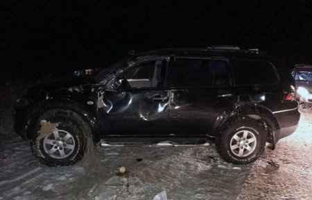Водитель внедорожника пострадал в ДТП в Вяземском районе