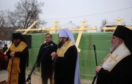 В Вяземской епархии появился храм Ю. А. Гагарина