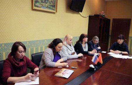Инна Демидова ответила на вопросы ведомственных СМИ