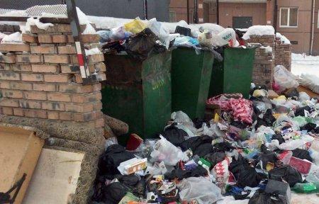 За сотрудниками администрации закрепили мусорные площадки