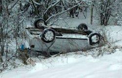 На 190 километре М-1 в ДТП погиб мужчина