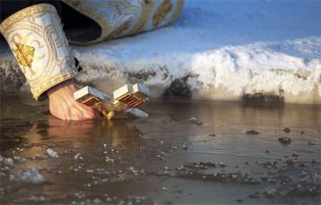 В Вязьме определили место Крещенских купаний в 2019 году