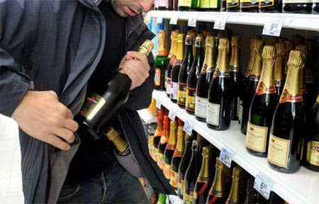 В одном из супермаркетов Вязьмы задержали вора
