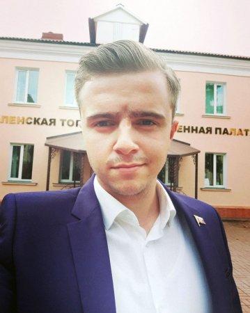 12 января в гостях у киноклуба «Пятница» вязьмич Даниил Роговенко