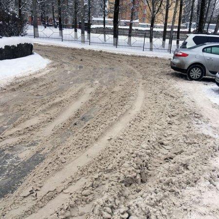 ООО «Капиталстрой» убирает улицы намного лучше?