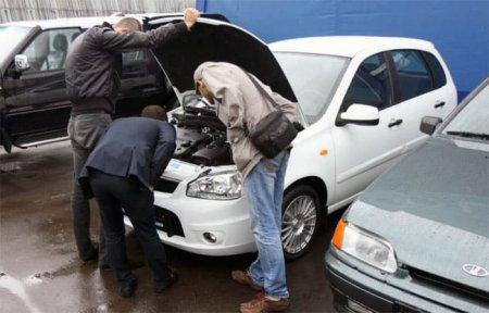 Россиянам запретят продавать машины самостоятельно