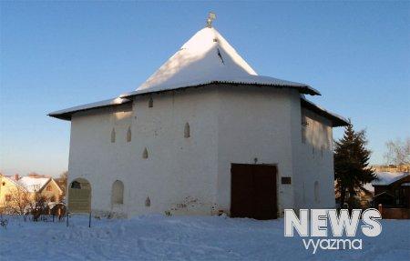 Исчезнувшие башни Вяземской крепости [видео]