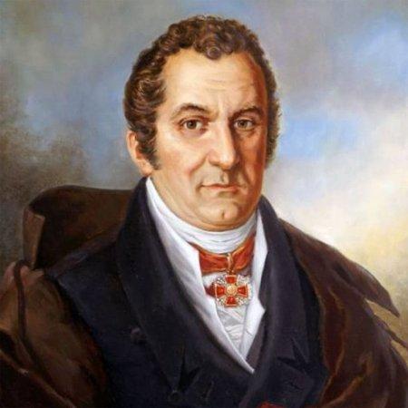 8 февраля исполнилось 242 года со дня рождения Е.О. Мухина