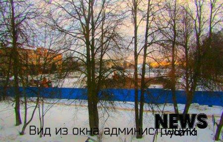 Строительство КВЦ в Вязьме ведется с нарушениями