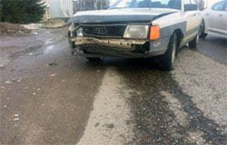 В ДТП на ул. Панино пострадала женщина