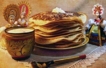 10 марта Вязьма празднует Масленицу