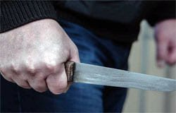 За угрозу убийством вязьмич может сесть в тюрьму