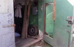 За кражу из гаража молодой вязьмич может угодить за решетку на 5 лет