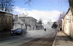 Трансформация улицы Комсомольской