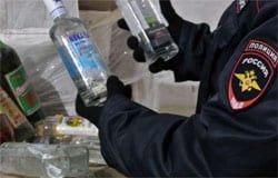 Жительницу Вязьмы задержали за незаконную торговлю алкоголем