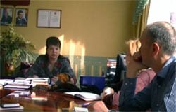 Инна Демидова отвечает на вопросы журналистов
