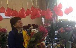 Инна Демидова отпраздновала юбилей
