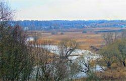 Река Вязьма не относится к природоохранным объектам